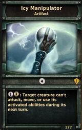 Icy-manipulator