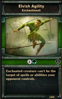 Elvish-agility