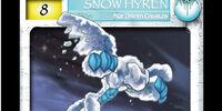 Snow Hyren