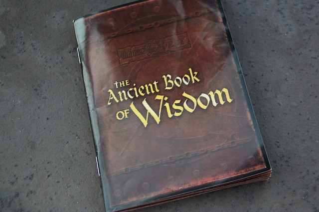 The Ancient Book of Wisdom   MagiQuest Wiki   Fandom powered by Wikia