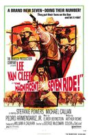 The Magnificent Seven Ride poster