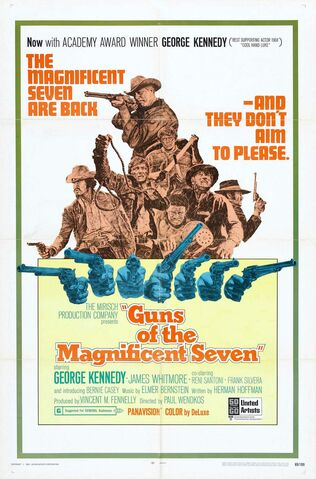 File:Guns of the Magnificent Seven poster.jpg