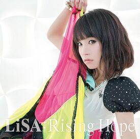 LiSA - Rising Hope REG