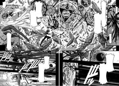 Nagi versus the Life-Maker