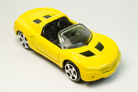 2001 Opel Speedster 2012 anwar