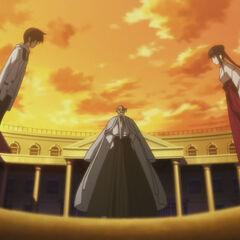 Kokoro vs. Yamato (Anime)