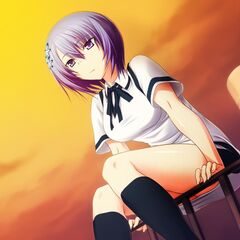 Miyako alone with her thoughts