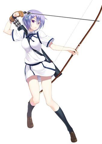 File:Miyako Shiina- Preparing for battle.jpg