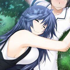 Tatsuko with Yamato