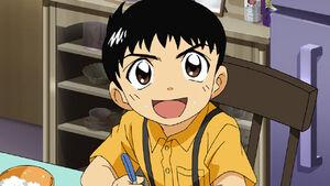 Goro honda 6 years old