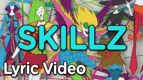 XO-IQ - Skillz Official Lyric Video From the TV Series Make It Pop