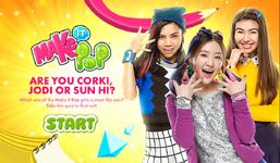 Are You Corki, Jodi, or Sun Hi1