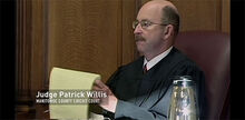 JudgePatrickWillis