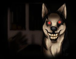 SMILE DOG by CelticMagician