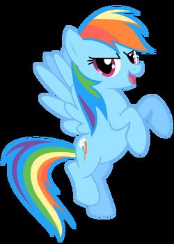 Rainbow dash by nethear-d419usr