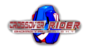 Crossover Rider Biometal Knight logo