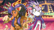 Project PS Zone Pair - Felicia and Blaze