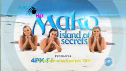 Mako Island Of Secrets (Mako Mermaids) Promo Australia HD Sub-Español