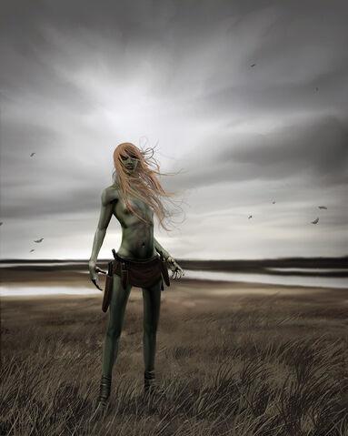 File:Jaghut Huntress by Spindrift.jpg