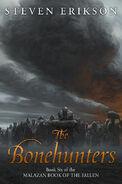 The Bonehunters Subterranean Press limited edition