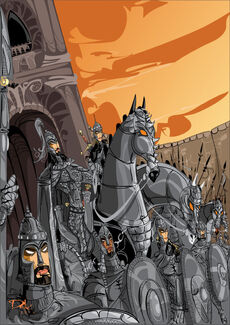 The grey swords by dejan delic