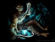 Harllo and Dev'ad Anan Tol by PLUGO