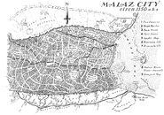 Map Malaz City