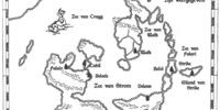 Maps in the Malazan Books