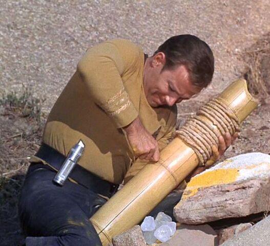 File:Captain Kirk battles a canonite.jpg