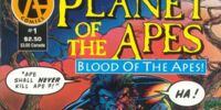Planet of the Apes: Blood of the Apes Vol 1