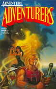 Adventurers Book II Vol 1 1