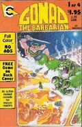 Gonad the Barbarian Vol 1 1