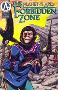 Planet of the Apes The Forbidden Zone Vol 1 4
