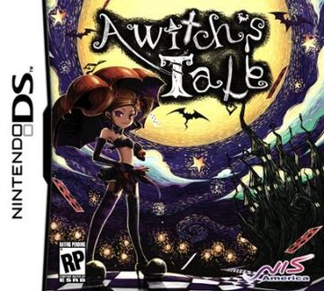 A Witch's Tale Cover