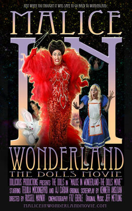 Malice in Wonderland DVD Cover