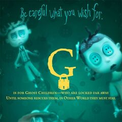 <i>G is for Ghost Children</i>.