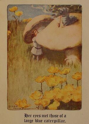 BessiePeaseGuttman Alice in Wonderland