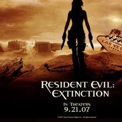 R.E. Extinction wallpaper.