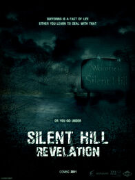 Revelation poster (welcome sign poster)