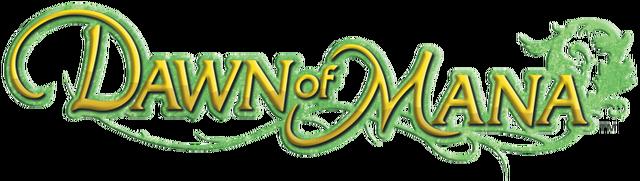 Archivo:Dawn of Mana Logo.png
