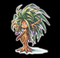 Dryad (Heroes of Mana)