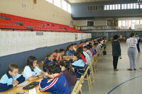 School oware competition malgrat3