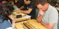 German Toguz Kumalak Championship