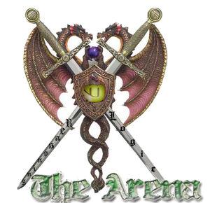 Mangafox Arena Logo