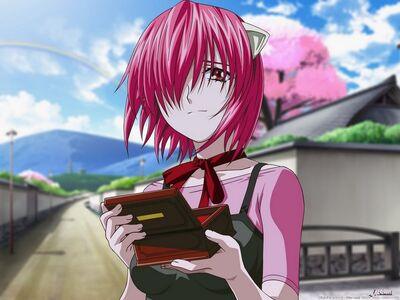 Elfen lied lucy-wallpaper