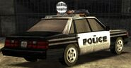 Manhunt 2 police car pc 2