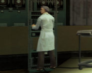 Dr. Laura Whyte - Origins