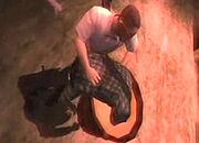 Environmental execution manhunt 2 oildrum
