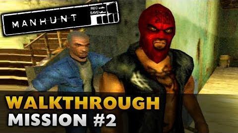 Manhunt - Gameplay Walkthrough - Scene 2 Doorway Into Hell