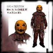 Manhunt - Halloween Scarecrow